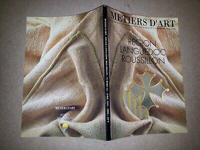 Metiers D Art Region Languedoc Roussillon Artisanat D Art 1988 Ebay