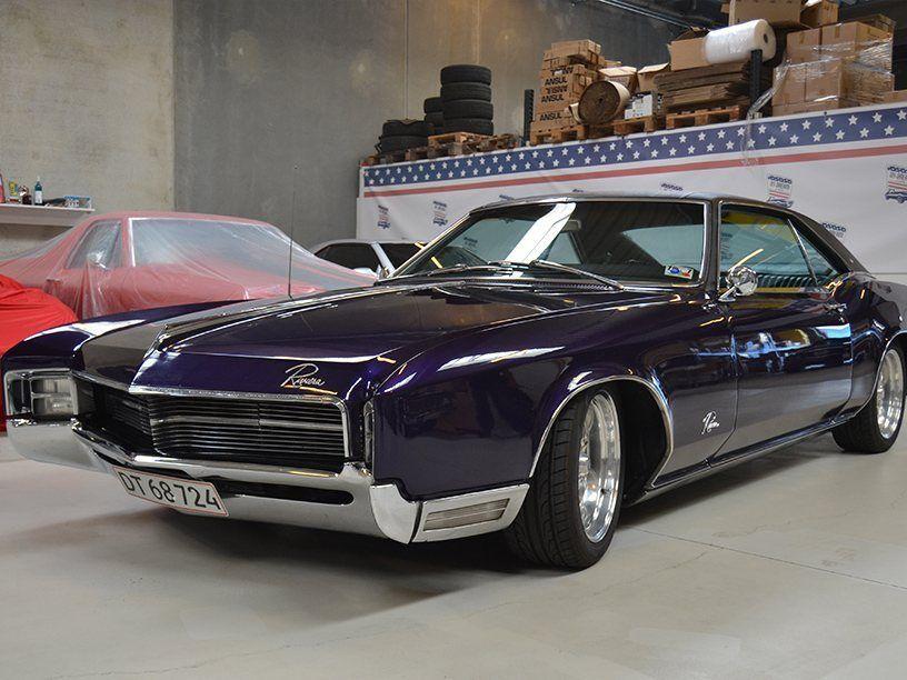 Buick Riviera 7,1 430 aut. 2d