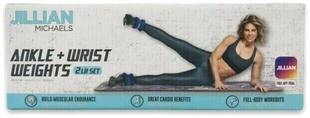 2Lb Set for Men or Women Running 1 Lb Each Health Benefits Zibesta Ankle Weights//Wrist Weights Muscle Toning Resistance Training Physical Therapy Walking