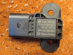 03C906051F-Drucksensor-Ansaugluft-VW-Beetle-Golf-6-7-Polo-9N-6R-Touran-original