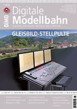 MIBA Eisenbahn Journal Digitale Modellbahn 22 Gleisbild-Stellpulte 1-2016