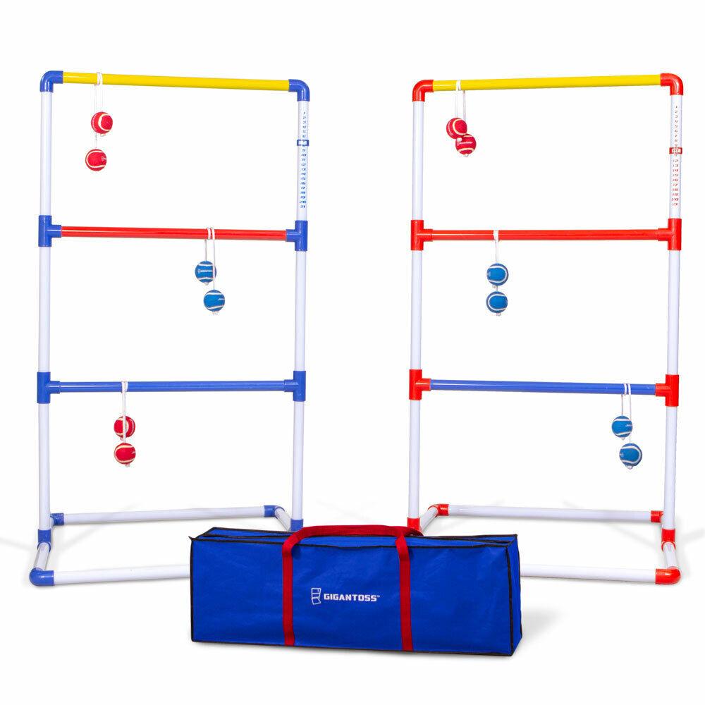 GoSports Gigantoss Ladder Toss Set - DOUBLE SIZE OF STANDARD SETS