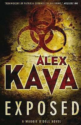 """""""AS NEW"""" Exposed (MIRA), Kava, Alex, Book"""