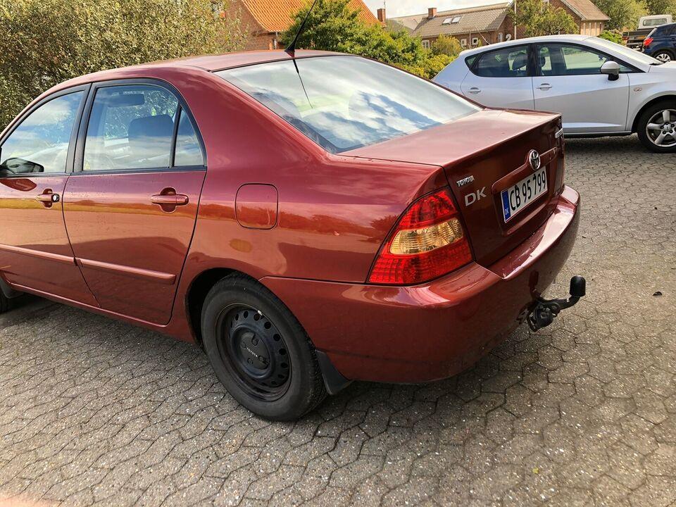 Toyota Corolla, 1,4 Terra, Benzin