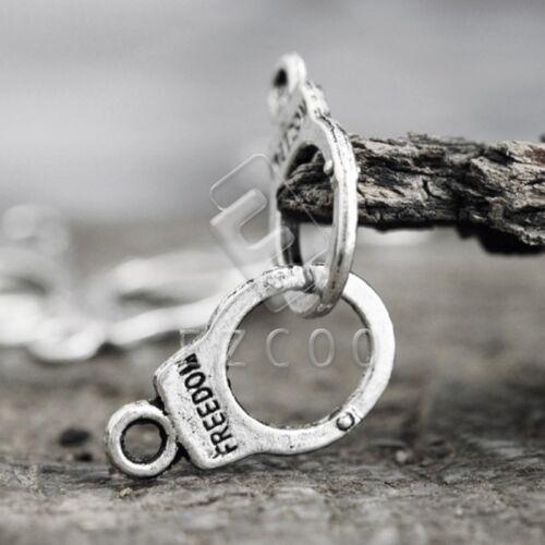 10-300pcs Tibetan Silver Pendant Charm Links Connector Jewelry Findings HC