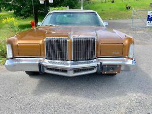 Classic Chrysler New Yorker