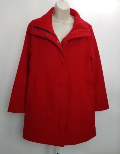Femme Sz Trench Heritage Pendleton S Campbell Rouge Laine awSWxY