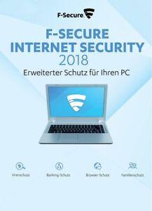 F-Secure-Internet-Security-2018-3-PCs-1-Jahr-Download-Deutsch-Vollversion