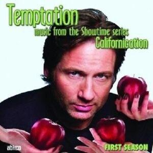 OST-TEMPTATION-MUSIC-FROM-CALIFORNICATION-CD-SOUNDTRACK-20-TRACKS-NEU