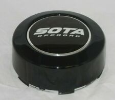 SOTA Offroad Black Cap 8 Lug Tall Open