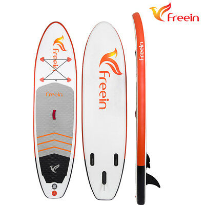 """Inflatables Paddle Board Inflatable Sup,10'2"""" X 31"""" X 6""""for Beginner And Veteran Paddlers Modern Design Sporting Goods"""