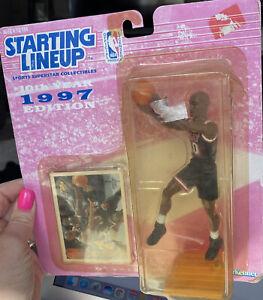 1997 10TH YEAR EDITION NBA STARTING LINEUP #10 TIM HARDAWAY HEAT FIGURE Basketba