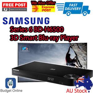 Brand-New-Samsung-Smart-3D-Blu-Ray-DVD-Player-BD-H6500-Wifi-Builtin-Free-Post
