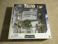 Star Wars Return Of The Jedi Skirmish At Carkoon Play Set Hasbro MISB 2004