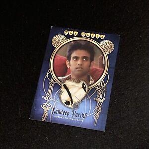 Sandeep Parikh as Zaboo Relic Card M02 - The Guild Seasons 1-3 Cryptozoic