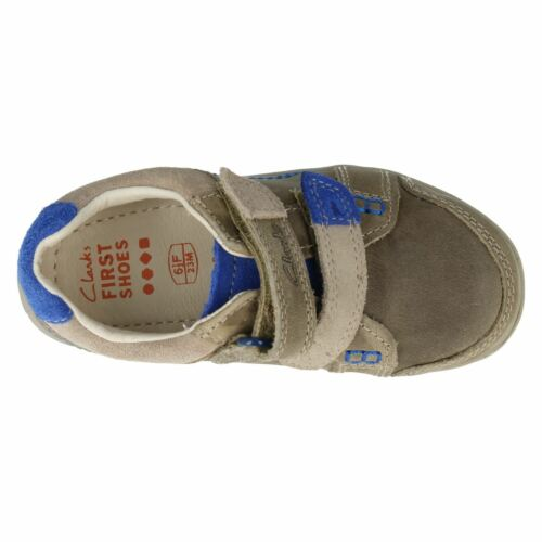 Boys Clarks Casual First Shoes Softly To