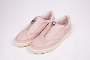 Sneakers C Zip Women's Trainers New Pink Club 85 Reebok Shell Brand qg4tfWPg