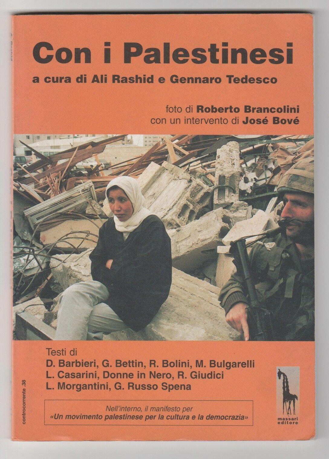 Con i palestinesi