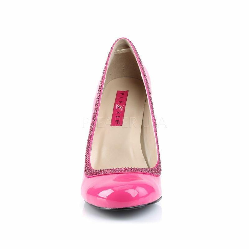 Pumps Pleaser Pink Pumps Label QUEEN-04 pink Pleaser Pumps Pink QUEEN-04 Pink 927b56