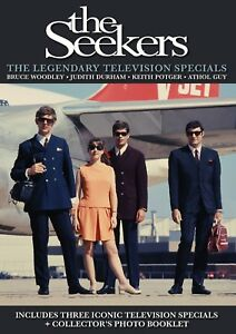 SEEKERS-THE-LEGENDARY-TELEVISION-SPECIALS-PAL-All-Region-DVD-NEW