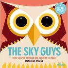 Mibo: The Sky Guys by Button Books (Hardback, 2016)