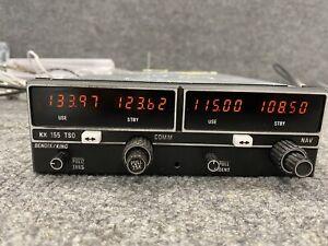 28V Bendix King KX-155 w/ GS   *LED Display   069-1024-43  FAA 8130