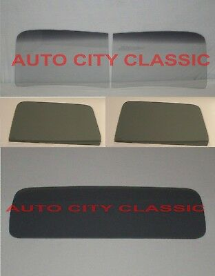 1939 1940 1941 Chevrolet Cab Pickup Truck Rear Back Glass Clear COE 39 40 41