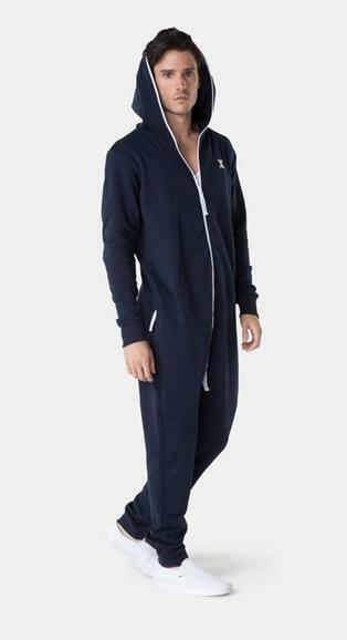 New ONEPIECE of NORWAY Navy JumpSuit Unisex Unisex Unisex Uomo Dimensione XS donna's Dimensione S 7c7981