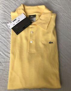 niskie ceny nowa wysoka jakość piękno Details about Vintage Lacoste Polo Shirt Special Edition Size 9 2XL XXL  Made In Italy 🇮🇹