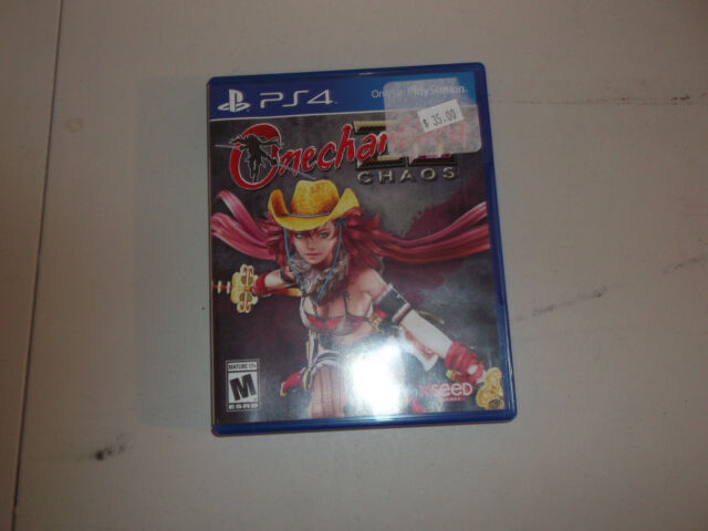 Onechanbara Z2 Chaos Sony Playstation 4 2015 For Sale Online