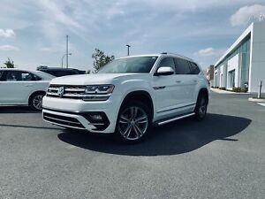 2018 Volkswagen Atlas EXECLINE // TOIT PANO // CUIR // APPLE CARPLAY