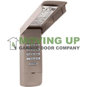 Chamberlain Garage Door Opener Keypad chamberlain 940estd keyless entry garage door opener keypad | ebay