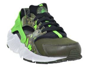 best service 15d6a 325d1 Image is loading New-Nike-Huarache-Run-Print-GS-Size-6Y-
