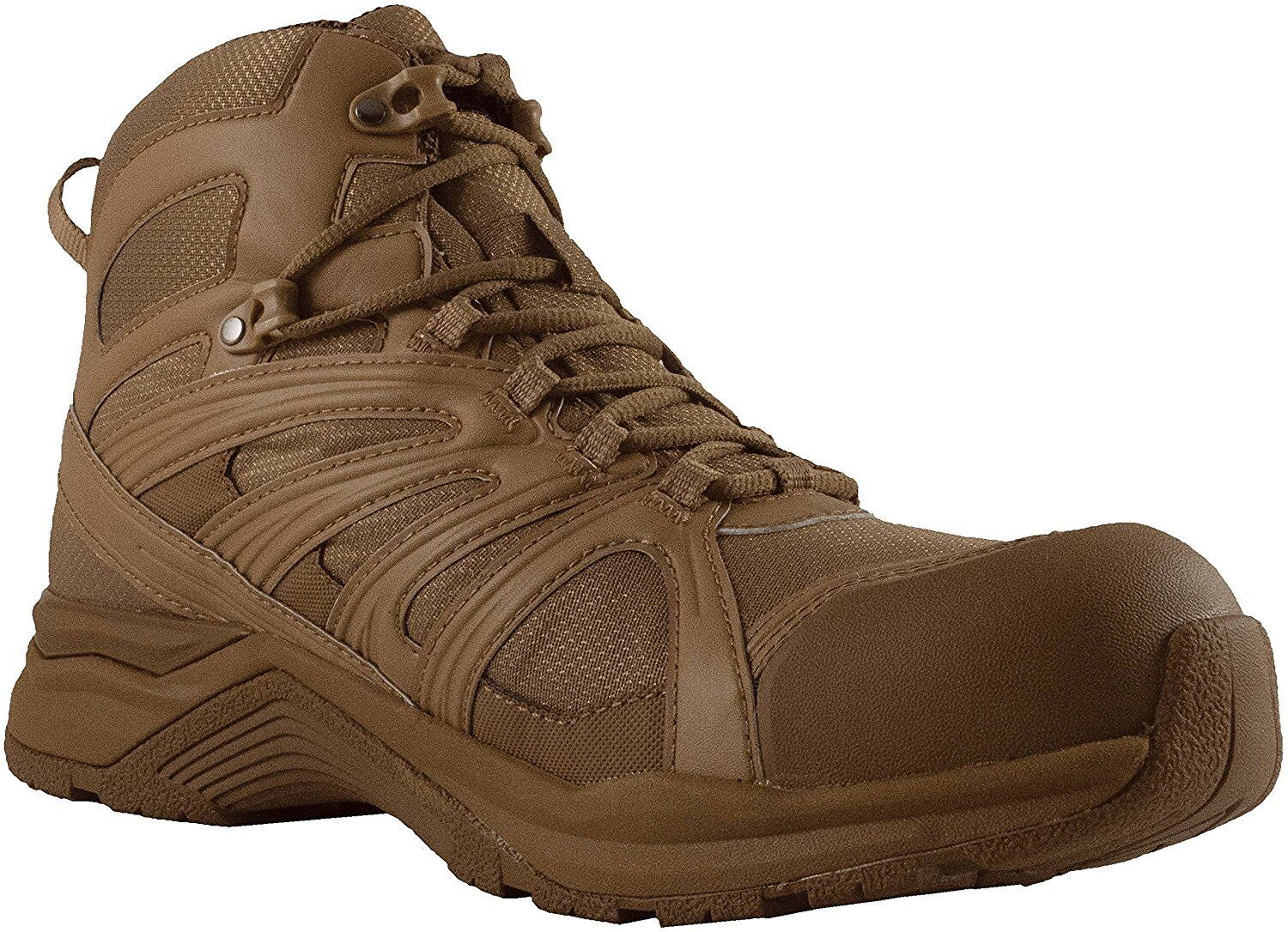 Altama 353203 Aboottabad Trail Runner Tactical Mid Top Combat Boot - Coyote