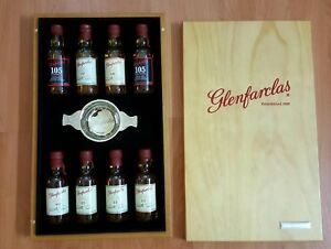 Glenfarclas-miniature-set-1-of-720-sets-mignon-hard-to-find