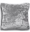 Cushion-cover-or-Filled-cushion-crush-velvet-shaggy-Mustard-silver-NEW-17-034-x-17-034 thumbnail 24