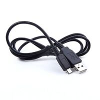 Usb Dc Power Charger+data Sync Cable Cord For Sony Ereader Prs-300 Reader Pocket