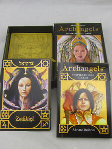 Archangels Inspirational Cards by Lo Scarabeo (2013, Cards,Flash Cards)