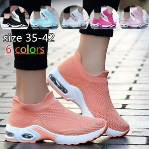 Women-Mesh-Sneakers-Breathable-Shoes-Sport-Shoes-Shake-Shoes-Running-Shoes