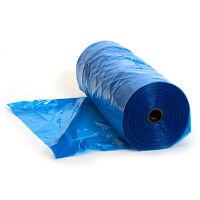 Pack Of 160 Retails Blue Plastic Garment Bag 72l X 21w