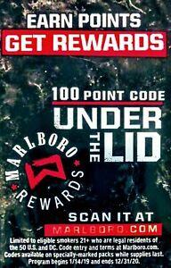 Marlboro-Rewards-Codes