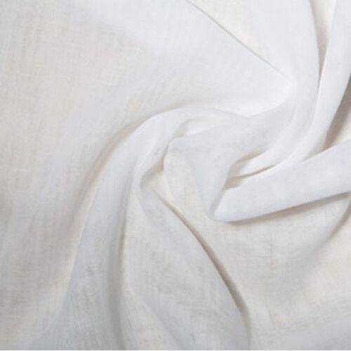 Egyptian mousseline tissu 100/% coton tombant Fromage Tissu Matériau