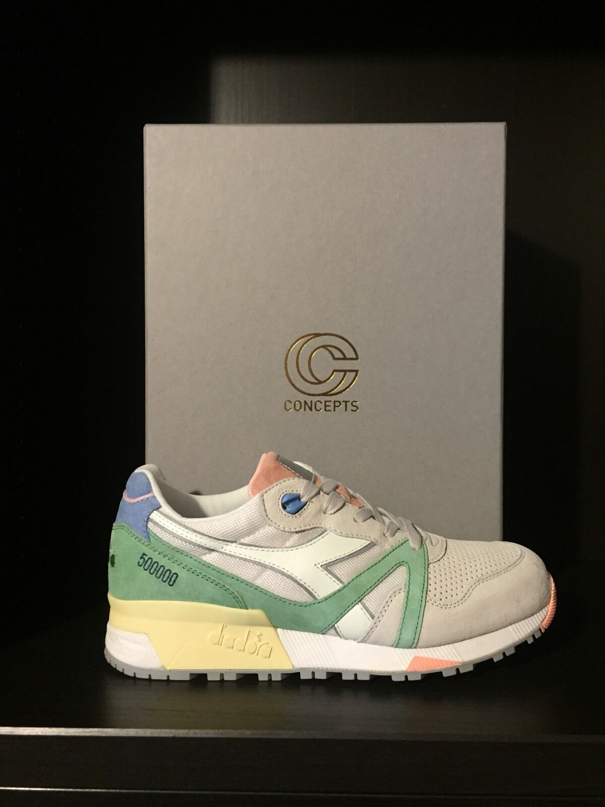 Concepts X Diadora N9000  Lire Read  - cncpts Exclusive-US Taille 11