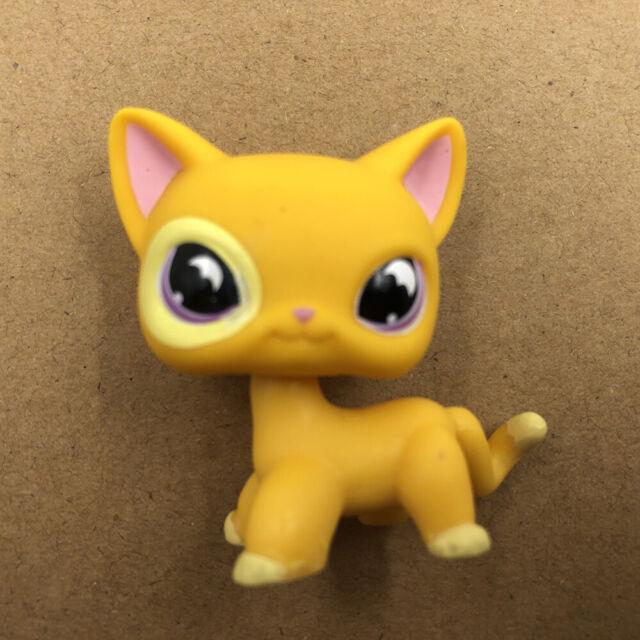 Littlest Pet Shop Lps Toys 2878 Music Note Walking Cat Figure For Sale Online Ebay