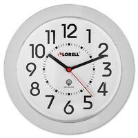 Lorell Radio Control Wall Clock - Llr60985