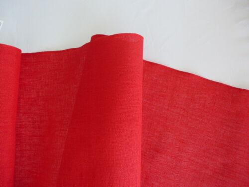 Leinenband 200mm breit Rico-Design 17582  Leinenbänder viele Farben