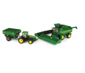John John John Deere 1 64 Harvesting Set  TBE45443 b0bc05