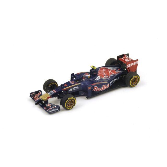 1/43 Scuderia Toro Rosso STR9 Renault  Australian GP 2014  Daniil Kvyat