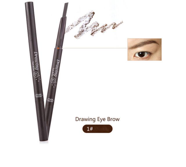 1PC Fashion Auto Rotating Etude House Drawing Eye Brow Pencil Cosmetic Tool