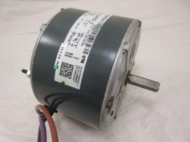 1/8 HP MOT06363 TRANE AMERICAN STANDARD D149098P01 GE 5KCP39BGR426S MOTOR